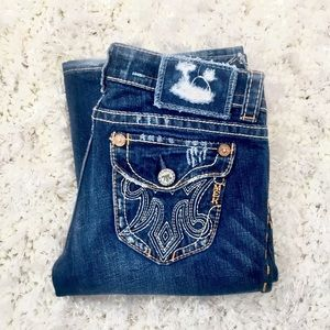 MEK Handcrafted *Oaxaca* Denim